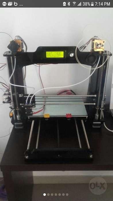 Impresora 3d Geeetech M201