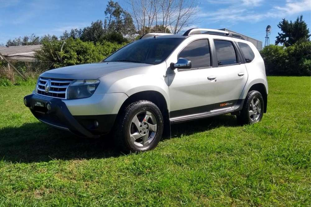 Renault Duster 2013 - 118000 km