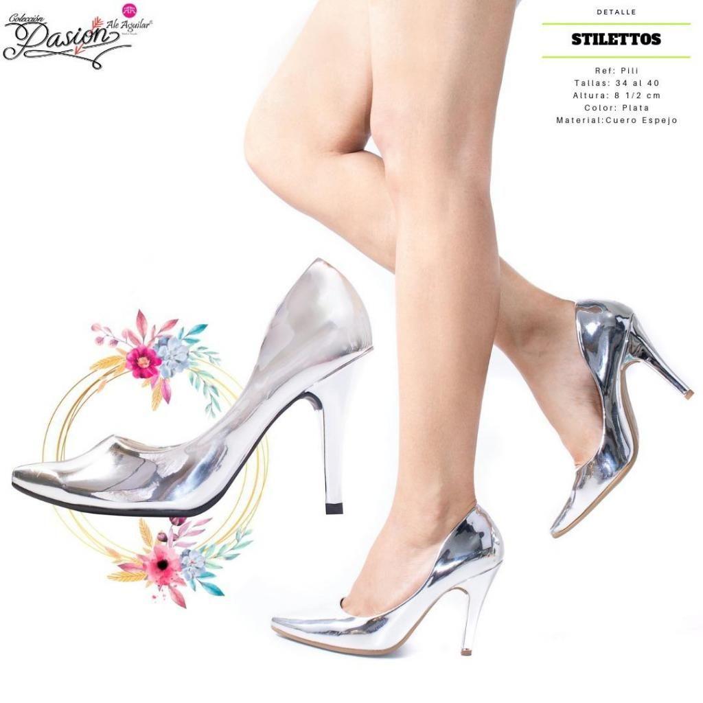 f5acbb26 40 De Mujer Hasta Tacones Zapatos Tallas 34 Para Charol Desde 0wX8nOPk