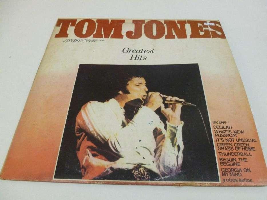 VINILO Tom Jones Greatest Hits Vinilo Americano