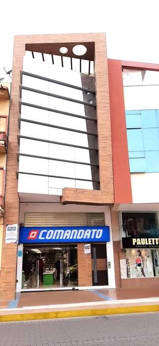 Oficina En Alquiler Machala, Centro, Avenida Rocafuerte