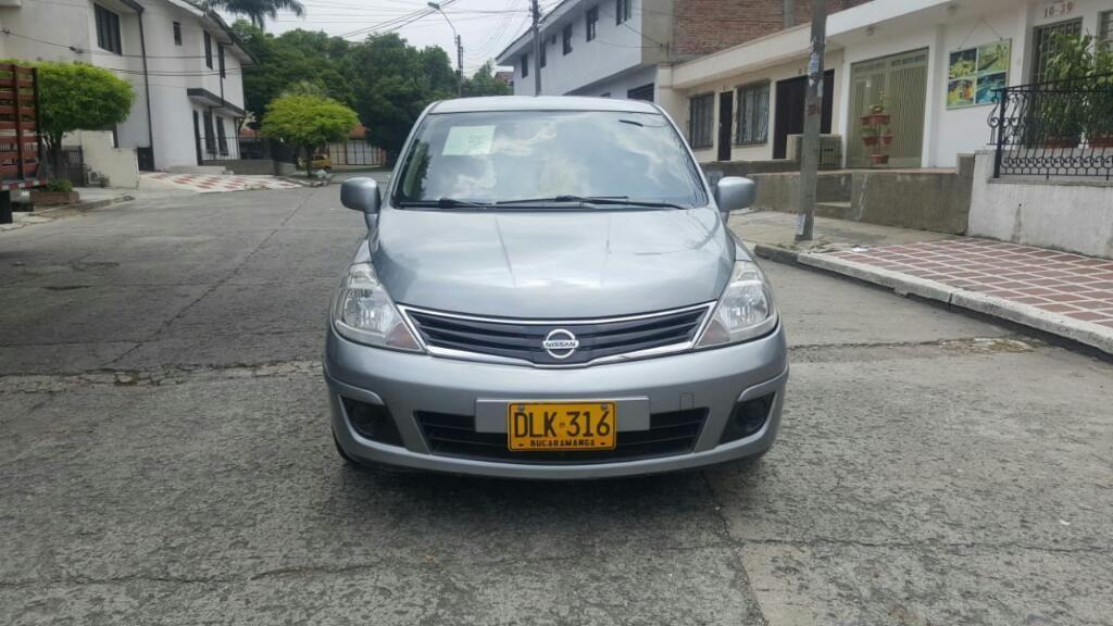 Venpermuto Nissan Tiida 2012
