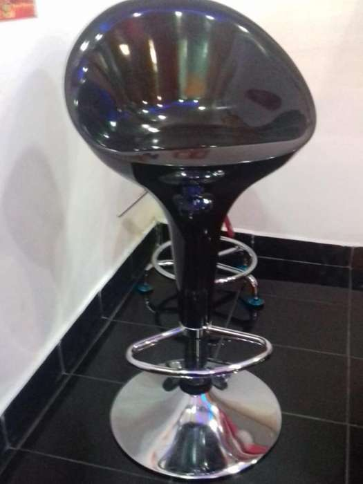 Sillas giratorias con regulación de altura - Barra, espera, decoraciòn
