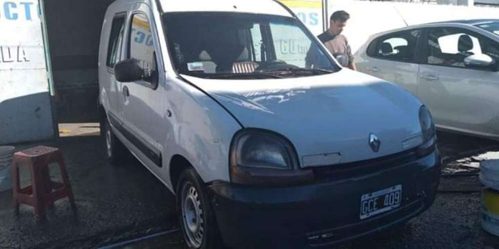 Renault Kangoo  2008 - 210000 km