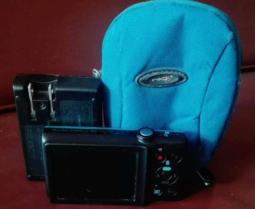 Cámara Canon A2400 IS