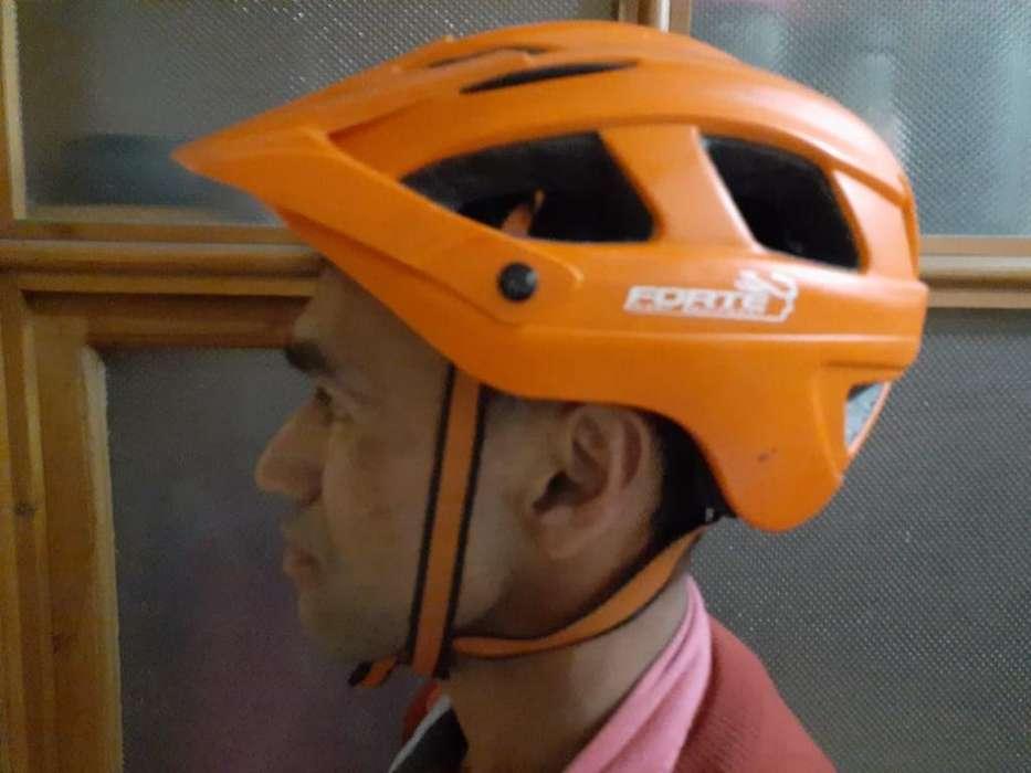 Casco - Bicicleta Mtb Forte