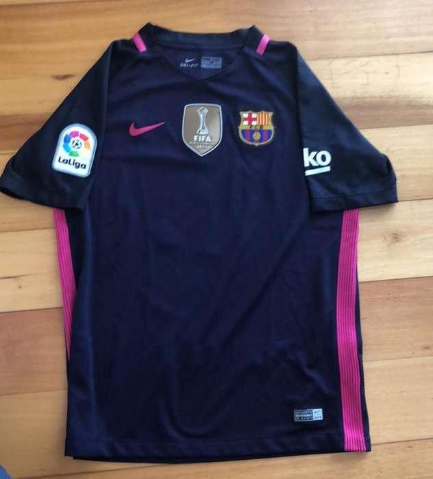Camiseta Nike Barcelona Talla L Niños