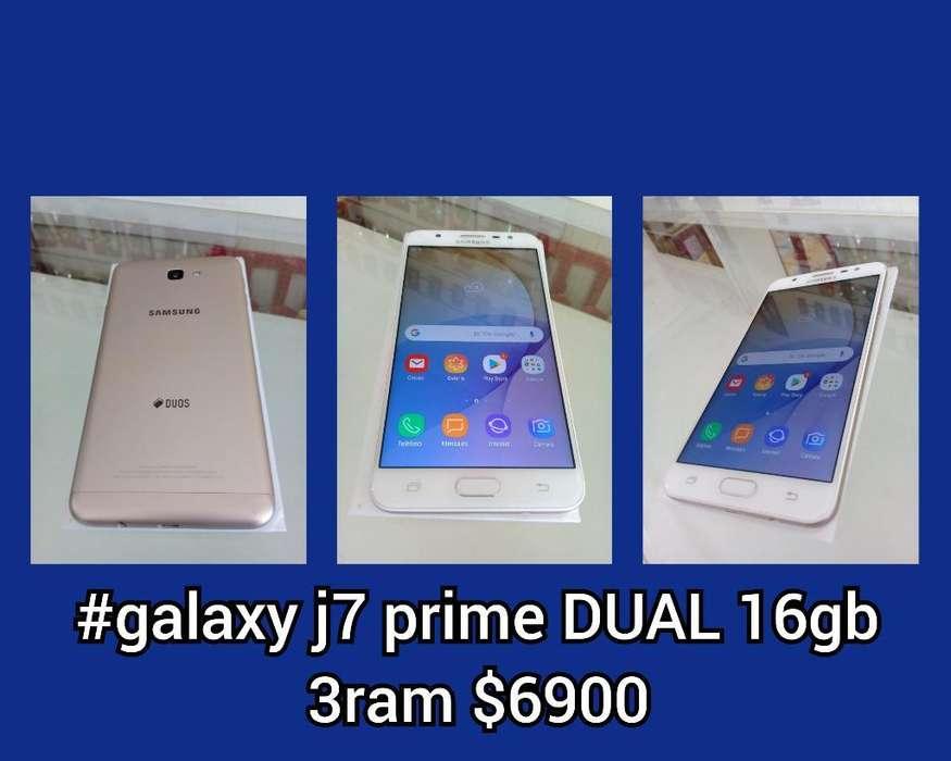 J7 Prime Dual Sim Impecable