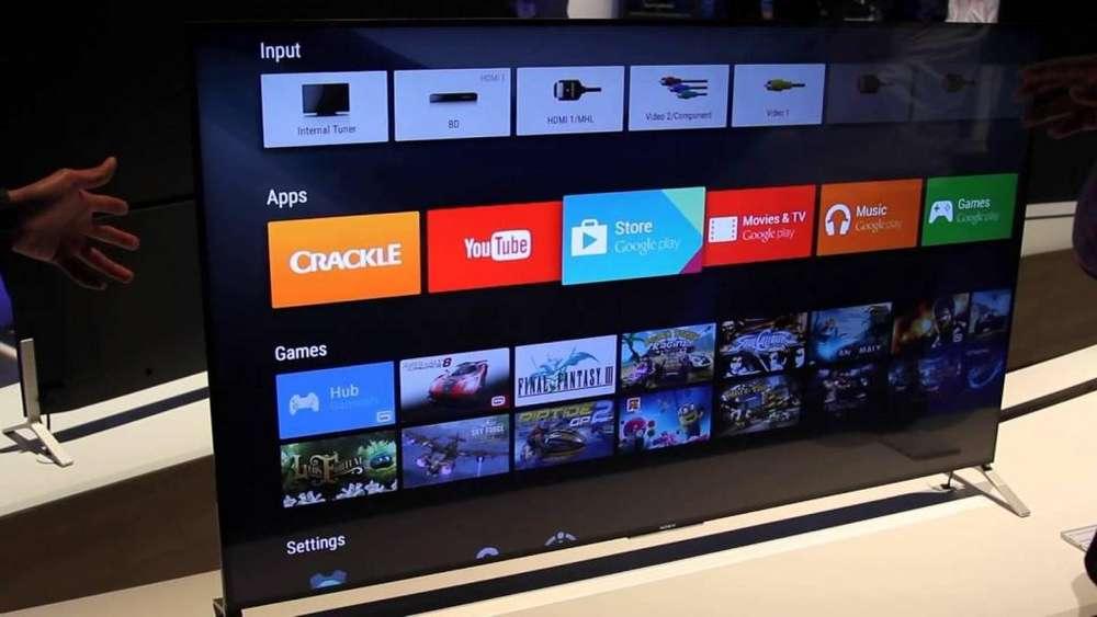 televisor NUEV00 43pulggs televisor Hyundai 4317 Full HD Smart tv