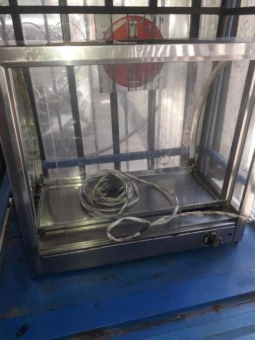 Vendo 2 Vitrinas de Calefaccion Baratas
