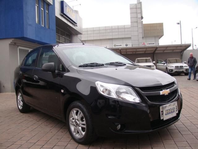 Chevrolet Sail 2016 Flamante