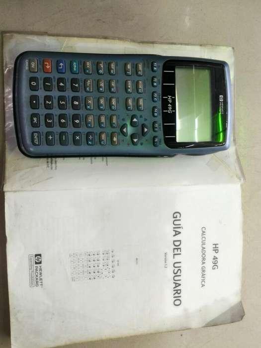 <strong>calculadora</strong> Hp 49g con Manual