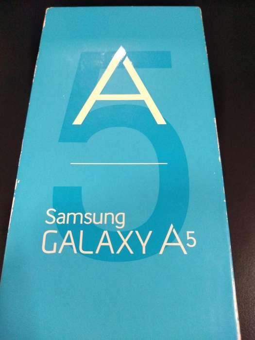 OPORTUNIDAD PARA TECNICOS Vendo Samsung A5 2015 En Caja ORIGINAL LA PLATA - Pagos con tarjeta y envio