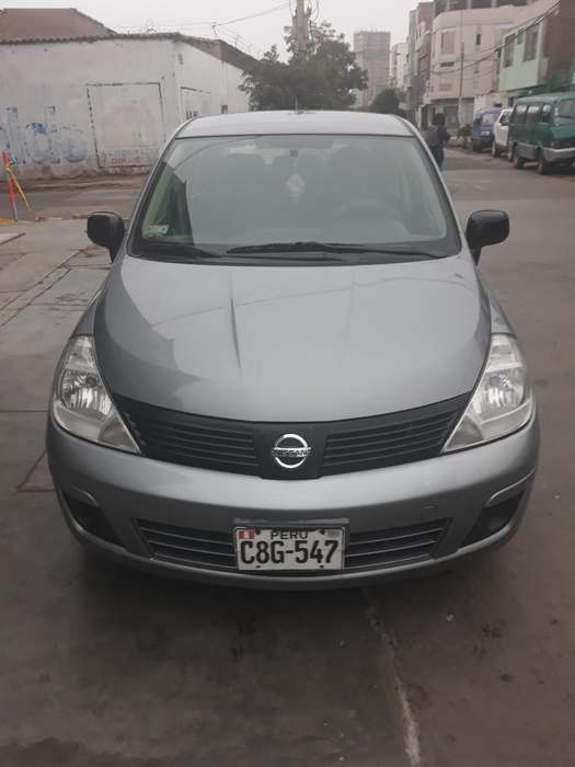 Nissan Tiida 2012 - 70000 km