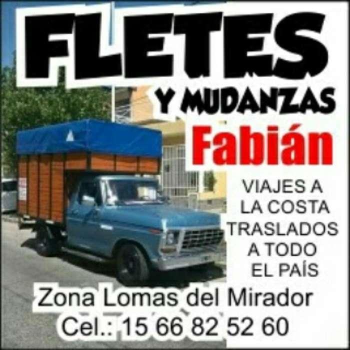Fletes Lomas Del Mirador