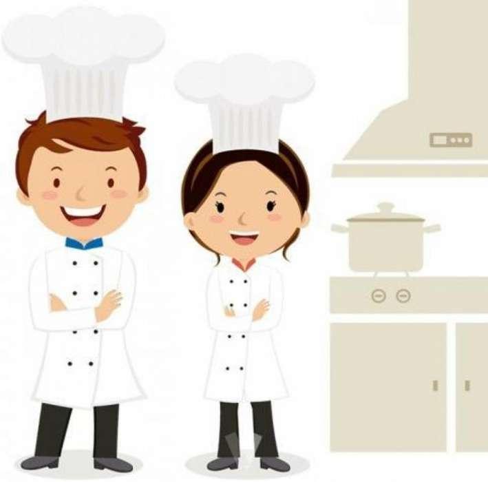 Se Necesita Auxiliar de Cocina