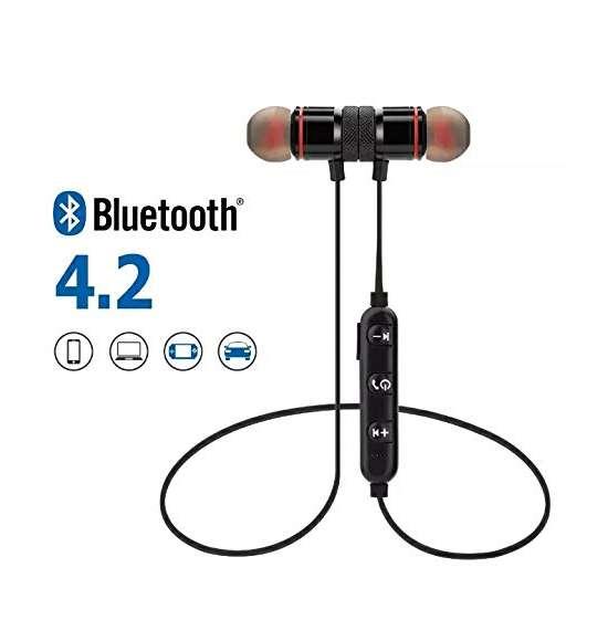Audifonos Inalambricos Recargable Bluetooth Manos Libres 10m