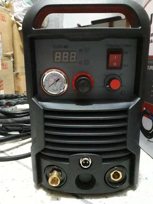 Cortadora de Plasma Cut 40 110 220v