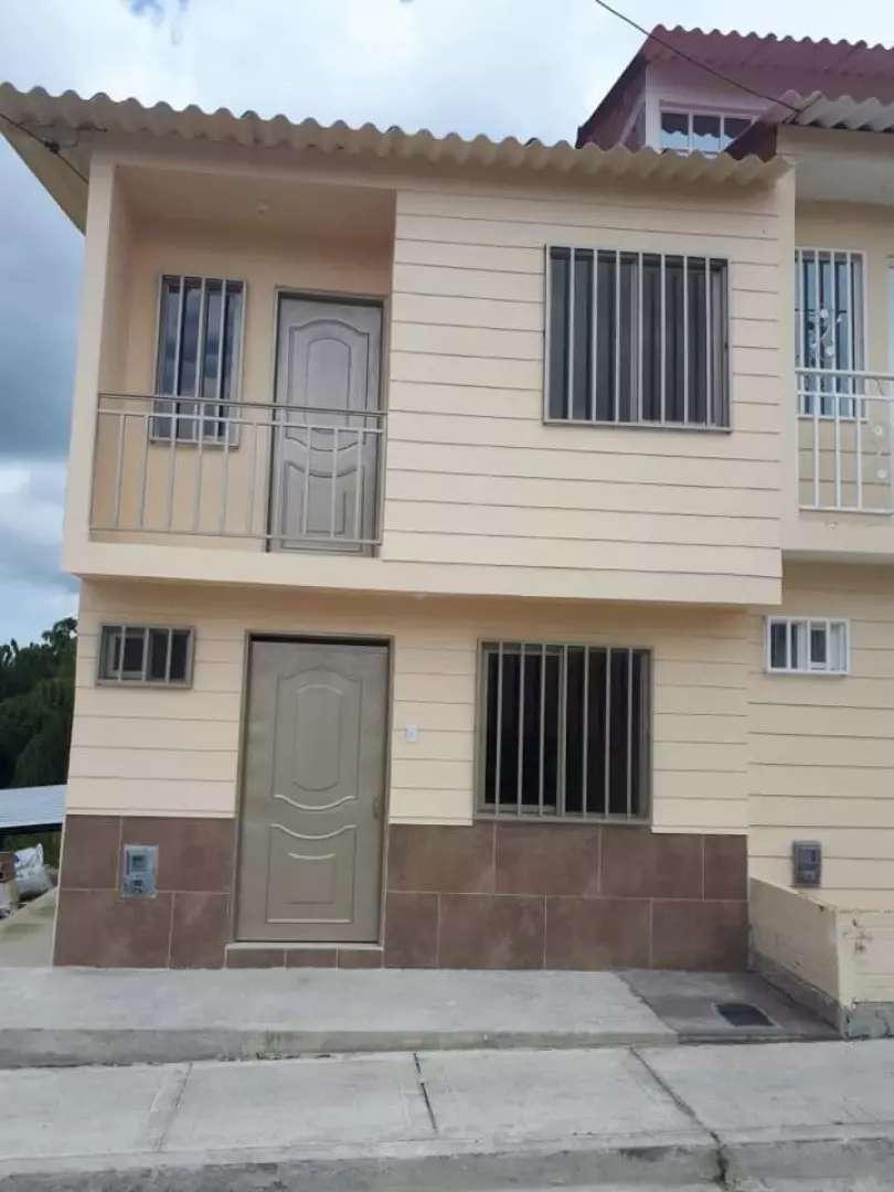 Casa Esquinera De 2 Pisos Con Terraza Armenia Apartamentos
