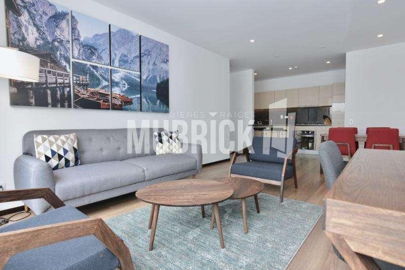 Apartamento En Arriendo En Bogota Chico Norte Ii Cod. ABMUB2522