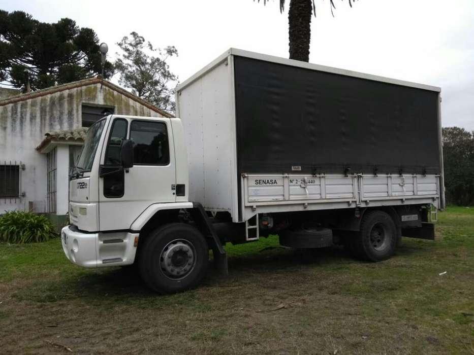 Vendo Camion Ford Cargo 1722 E Año 2008