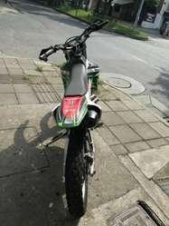 Kawasaki Klx 450 (yz Wr Cr) Permuto