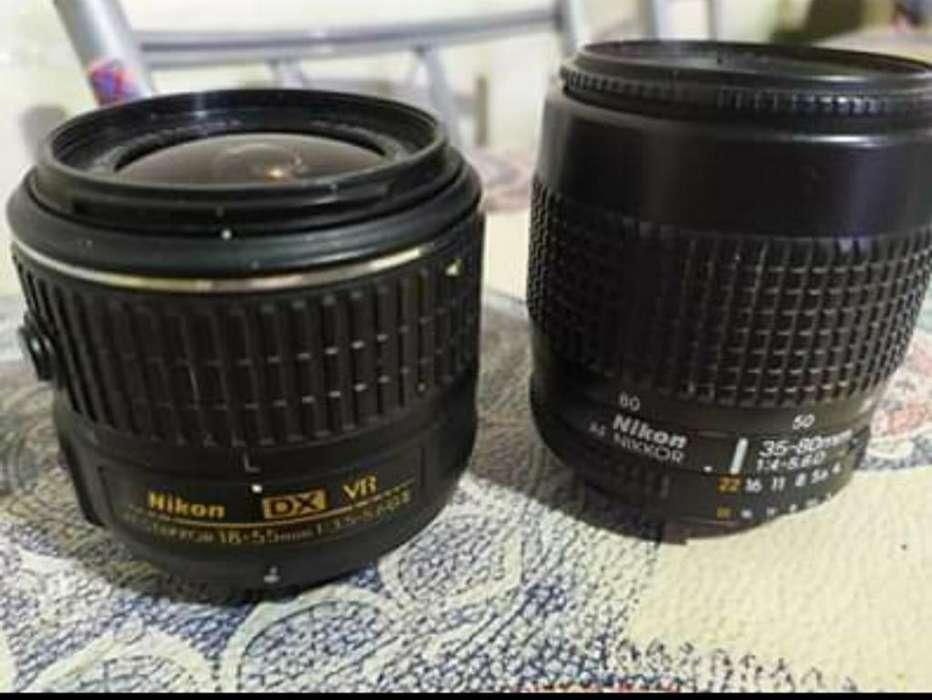 Vendo Camara Nikon D3000