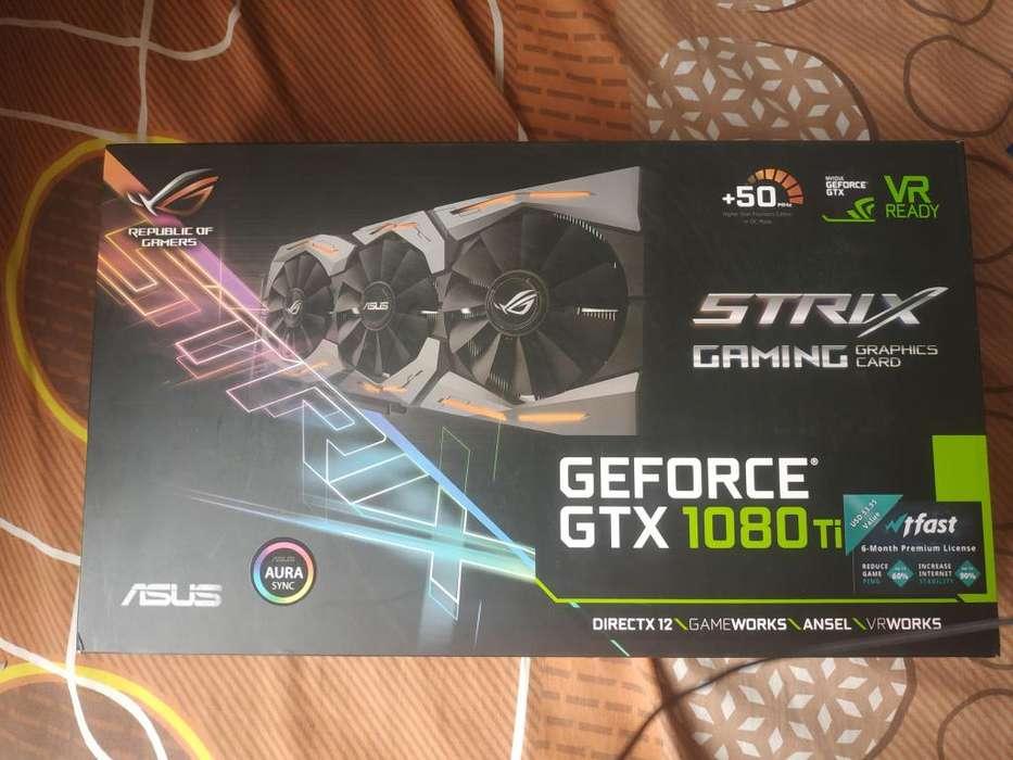 Asus Nvidia GTX 1080ti 11gb Gdr5