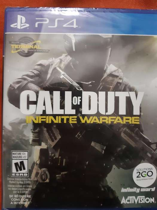 Call Of Duty Infinite Warfare Nuevo Ps4