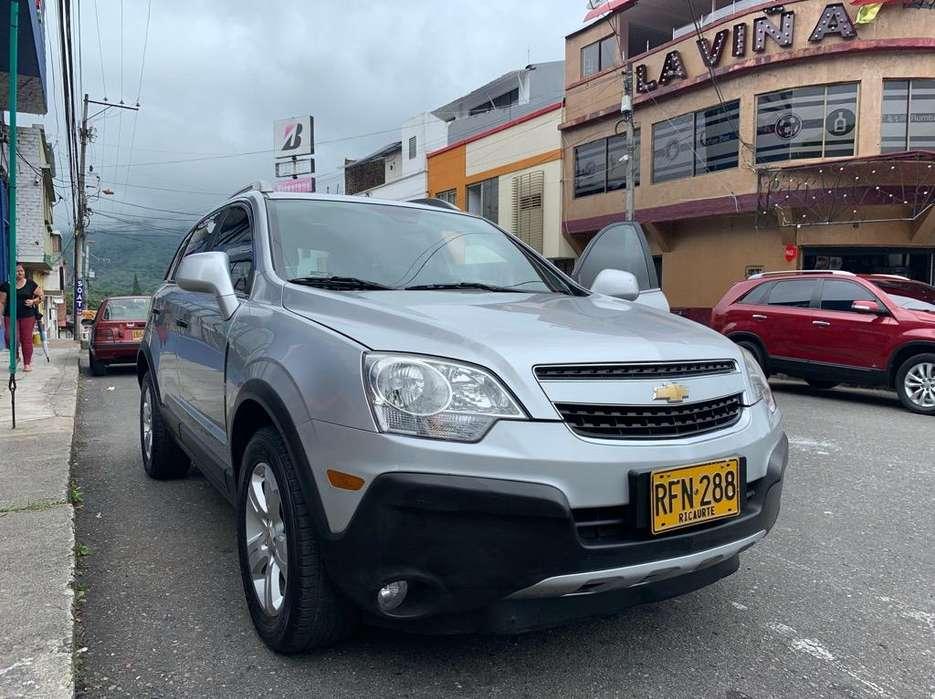 Chevrolet Captiva 2014 - 51000 km