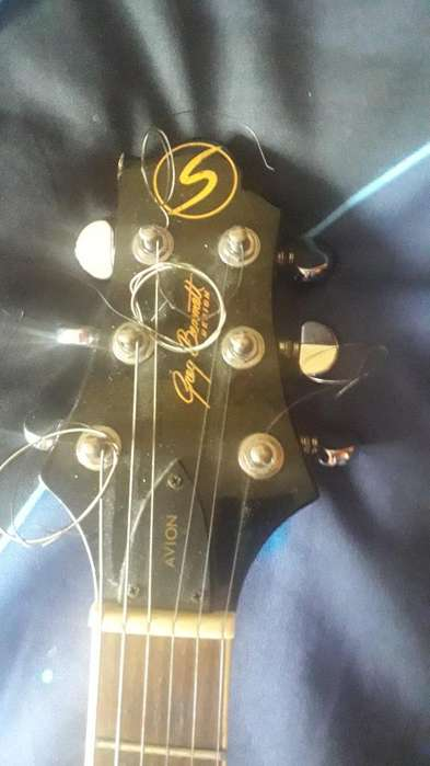 Cambio Guitarra
