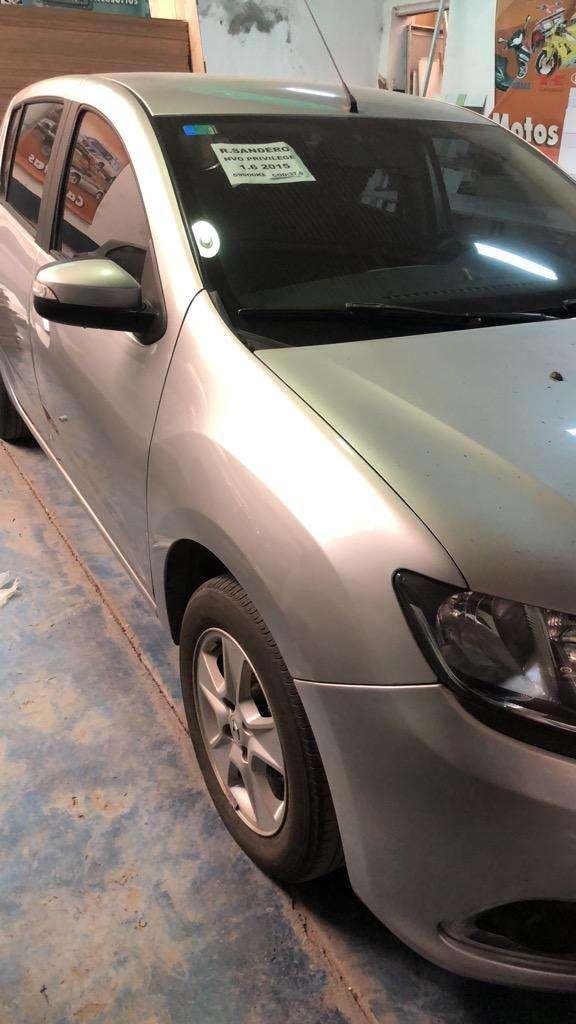 Renault Nuevo Sandero Privilege