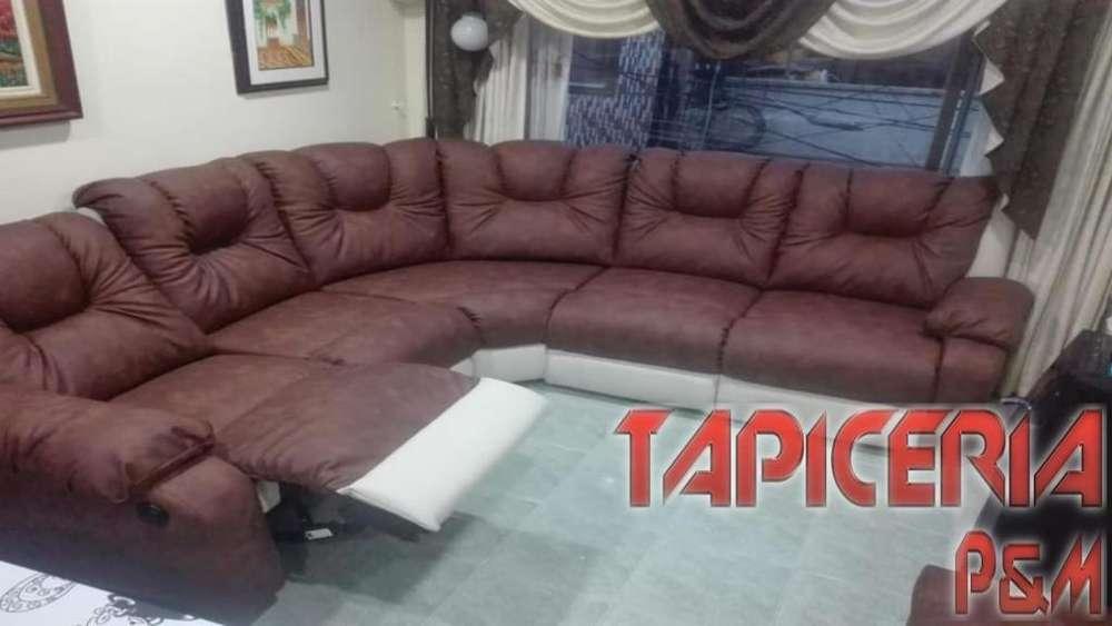Tapiceria de muebles P&M restauración de muebles