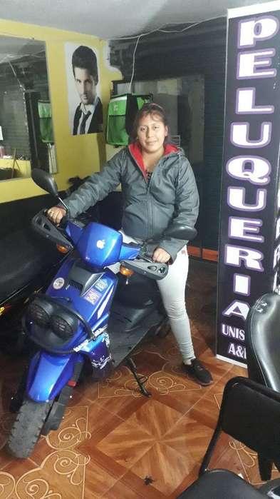 Vendo Hermosa <strong>motoneta</strong> Fatty 150