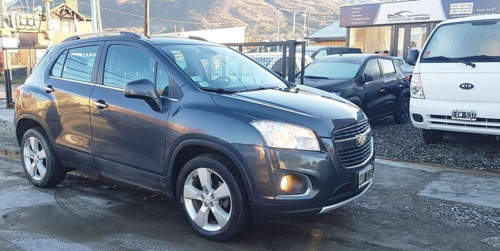 Chevrolet Tracker 2014 - 51000 km