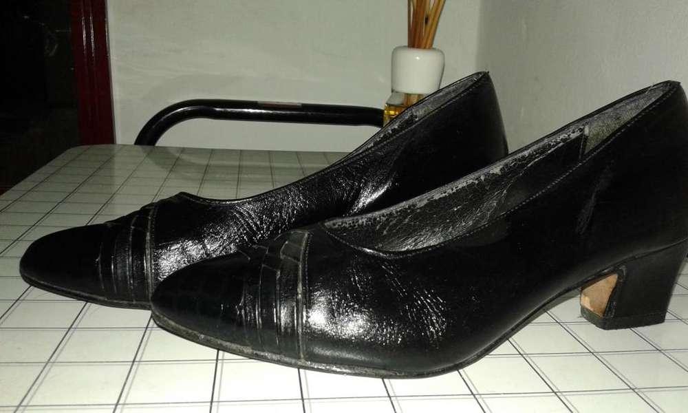 Zapatos de vestir dama