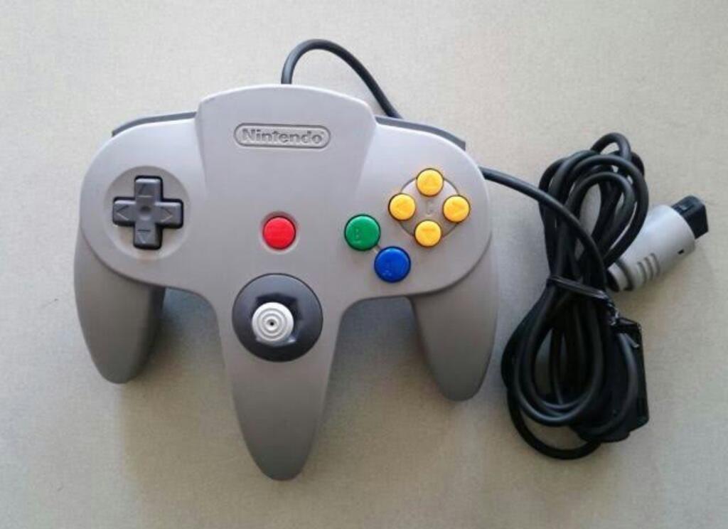 Mando N64 Gris