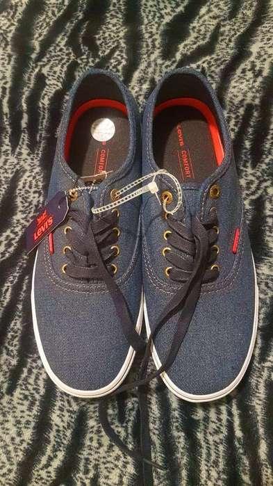 Zapatos Levis Originales Nuevos