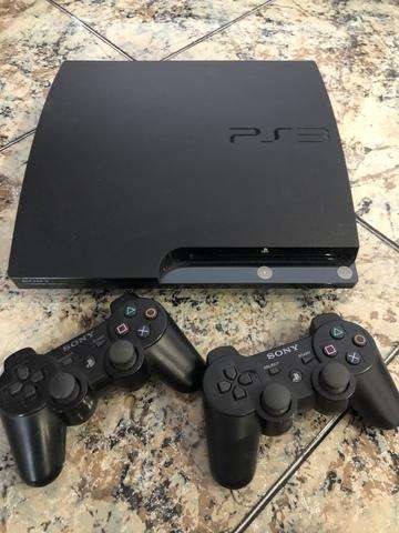 Vendo play3 Slim 500gb 30juegos