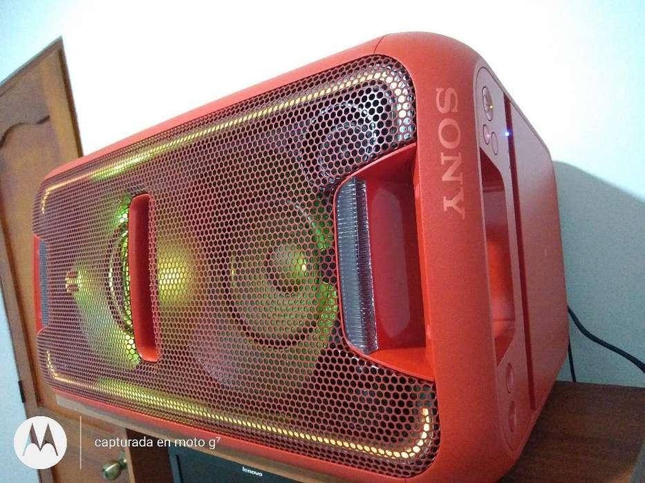 Equipo de Sonido Sony Gtk Xb7