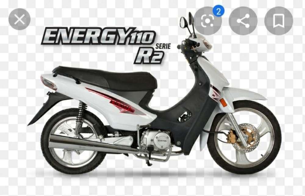 por Mudanza Energy 110 Full Modelo 2019