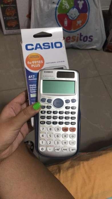 Calculadora Fx-991Es Especial Ingenieros