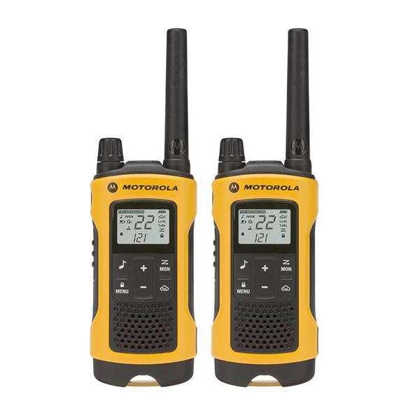 Radios de comunicación WALKIE TALKIE MOTOROLA T400MC. ORIGINALES NUEVOS!