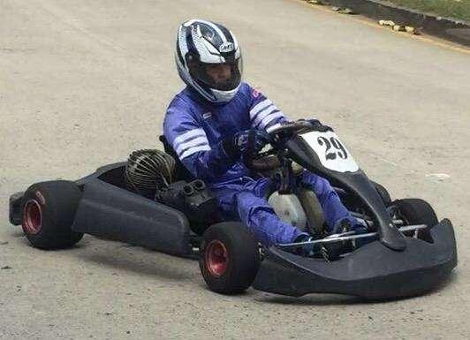 Kart Birel Easy 100cc