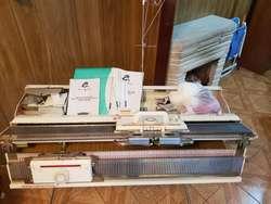 Maquina de Tejer Enigma 260 con Suplemen