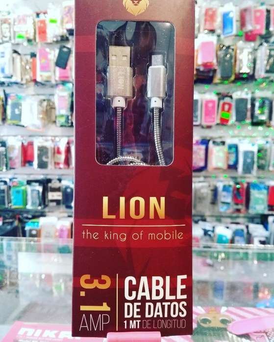 Cable V8 Lion Usb