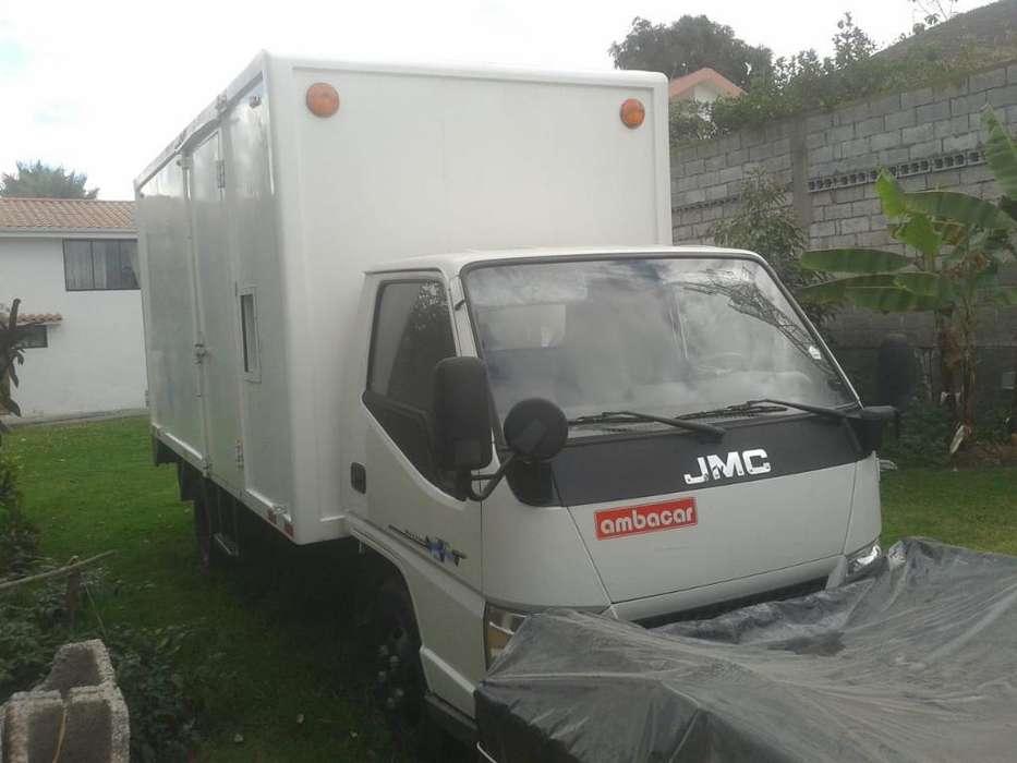 Camión Jmc 3.5 Ton Doble Llanta Atrás