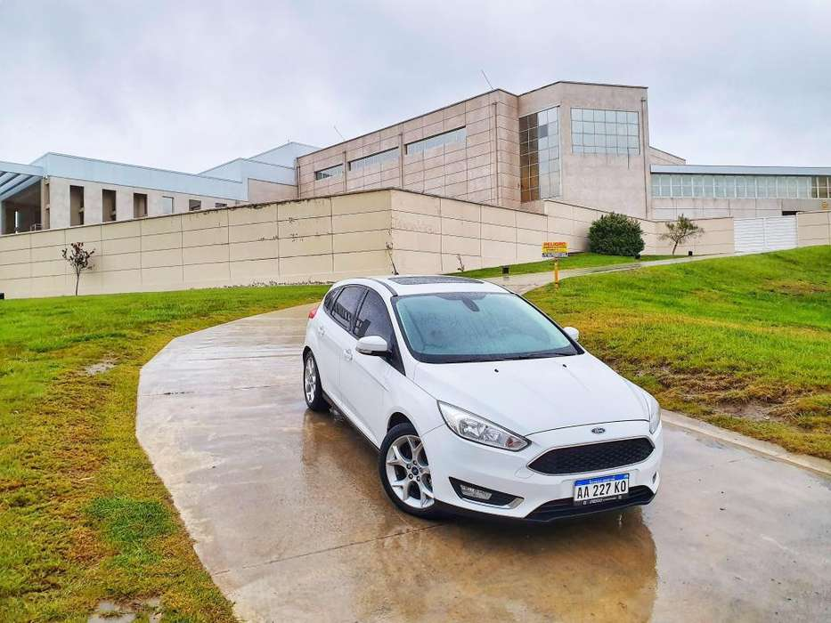 Ford Focus 2016 - 35000 km