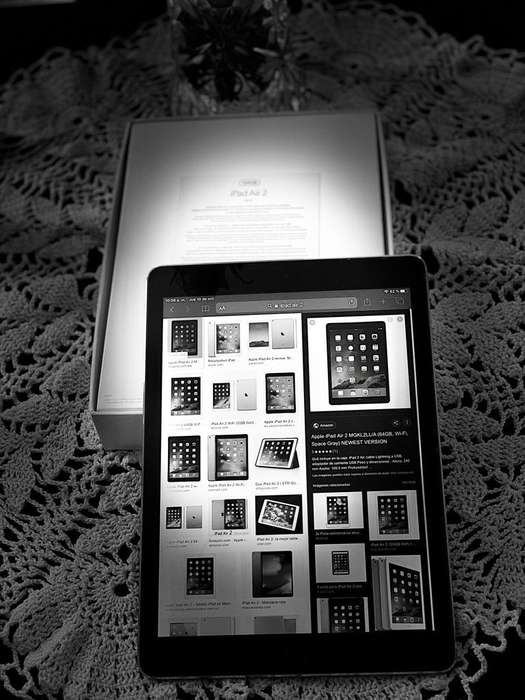 iPad Air 2 128 Gb Wi-Fi