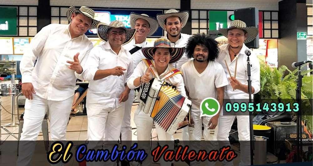 Grupo de Vallenato 0995143913